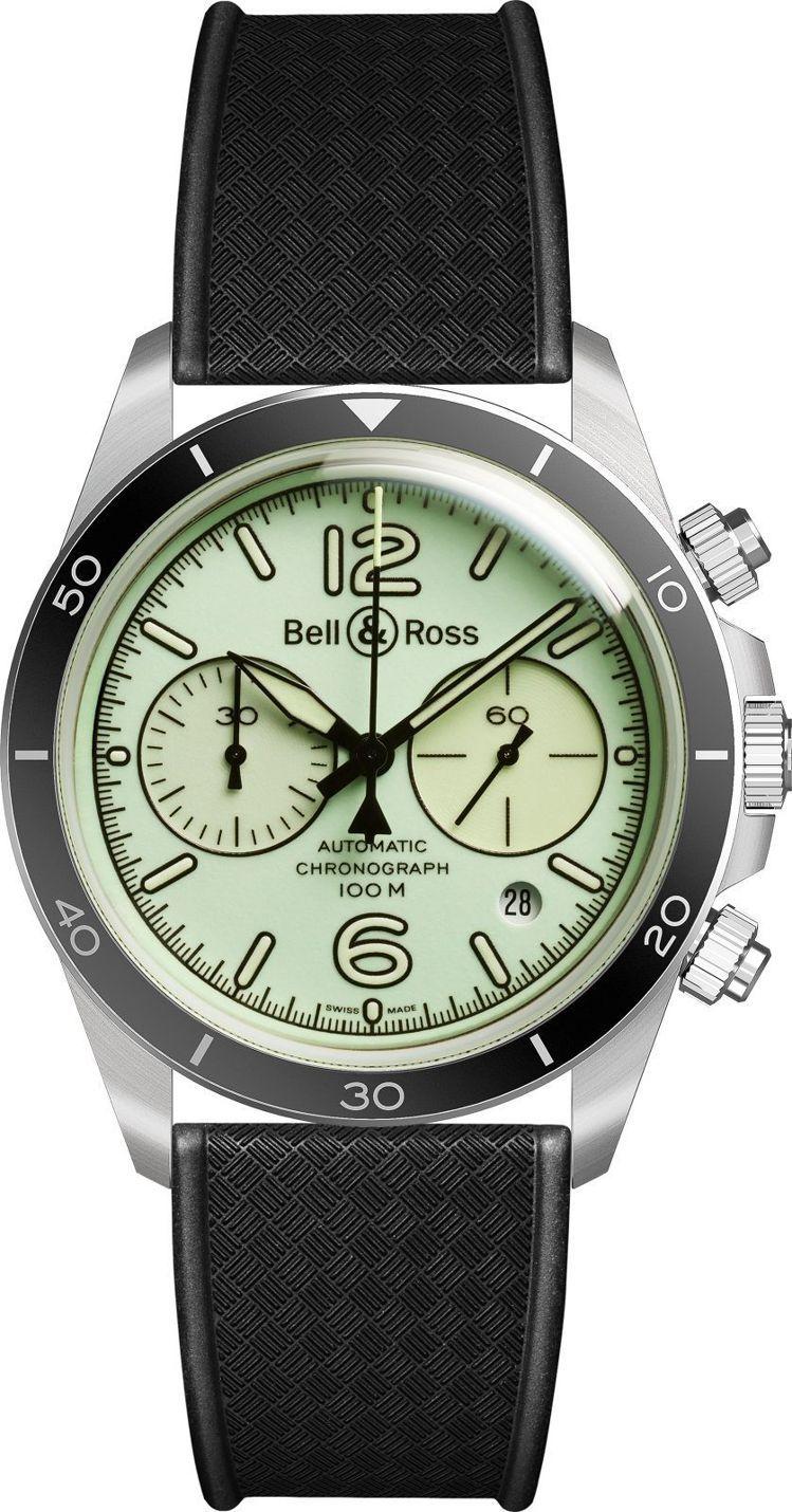 Bell & Ross Vintage系列BR V2-94 Full L...
