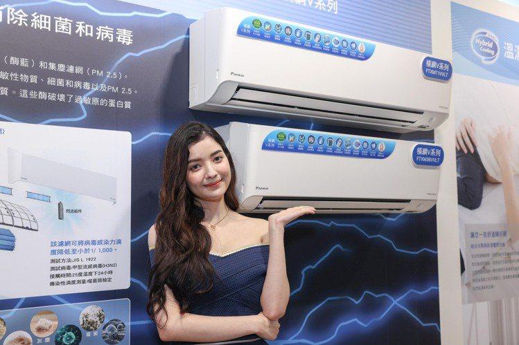大金空調全系列皆使用R32新環保冷媒,更針對台灣悶濕氣候特別研發「Hybrid ...