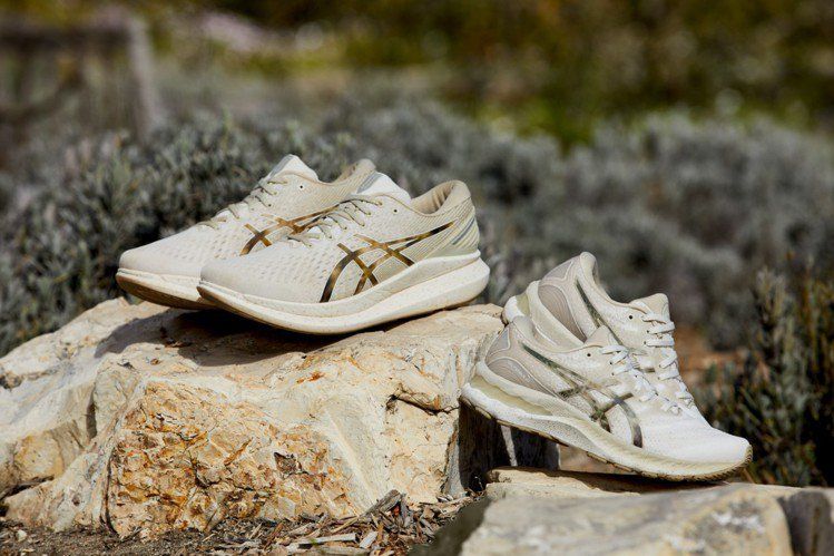 「世界地球日」的到來也啟發了ASICS推出EARTH DAY PACK系列鞋款,...
