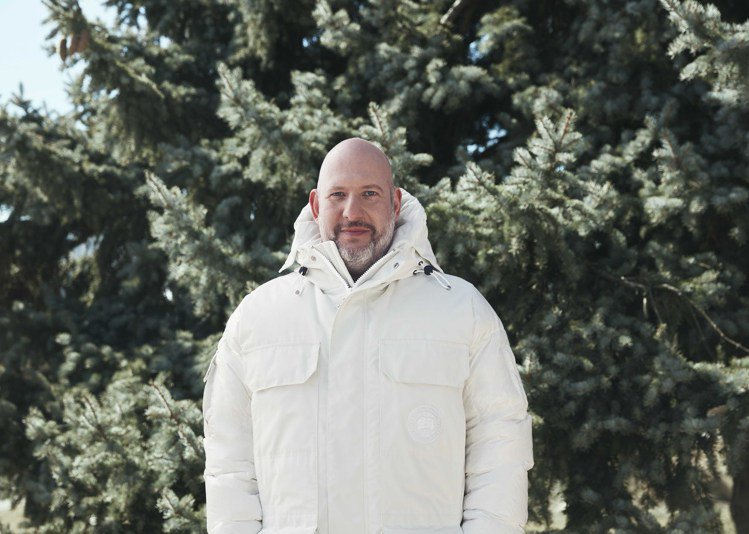 Canada Goose總裁Dani Reiss 穿著最符合永續特性的 The ...