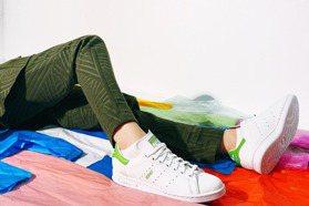 adidas Originals聯手詹朴倡議永續、ASICS打造再生材質跑鞋響應世界地球日