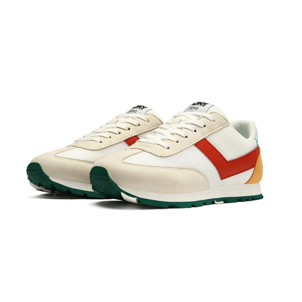 PONY SOHO復古慢跑鞋1,980元。圖/PONY提供