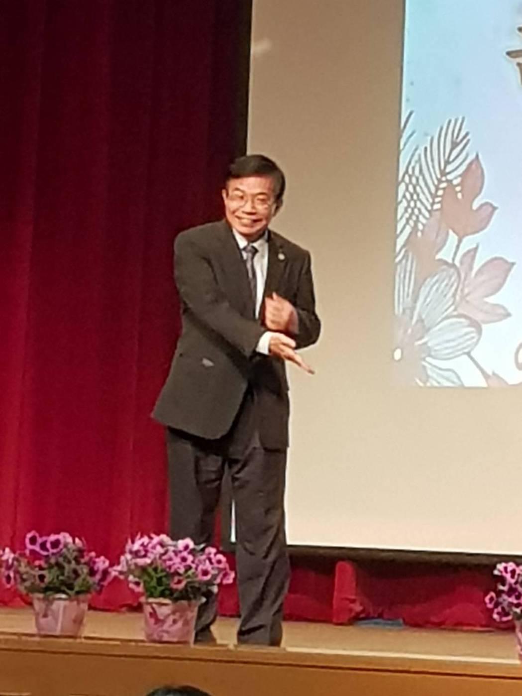 新任交通部長王國財。記者彭宣雅/攝影