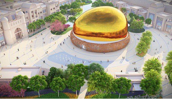 智崴資訊(5263)替哈薩克由所打造的飛行劇院在今年4月中正式開幕,讓台灣製造的...