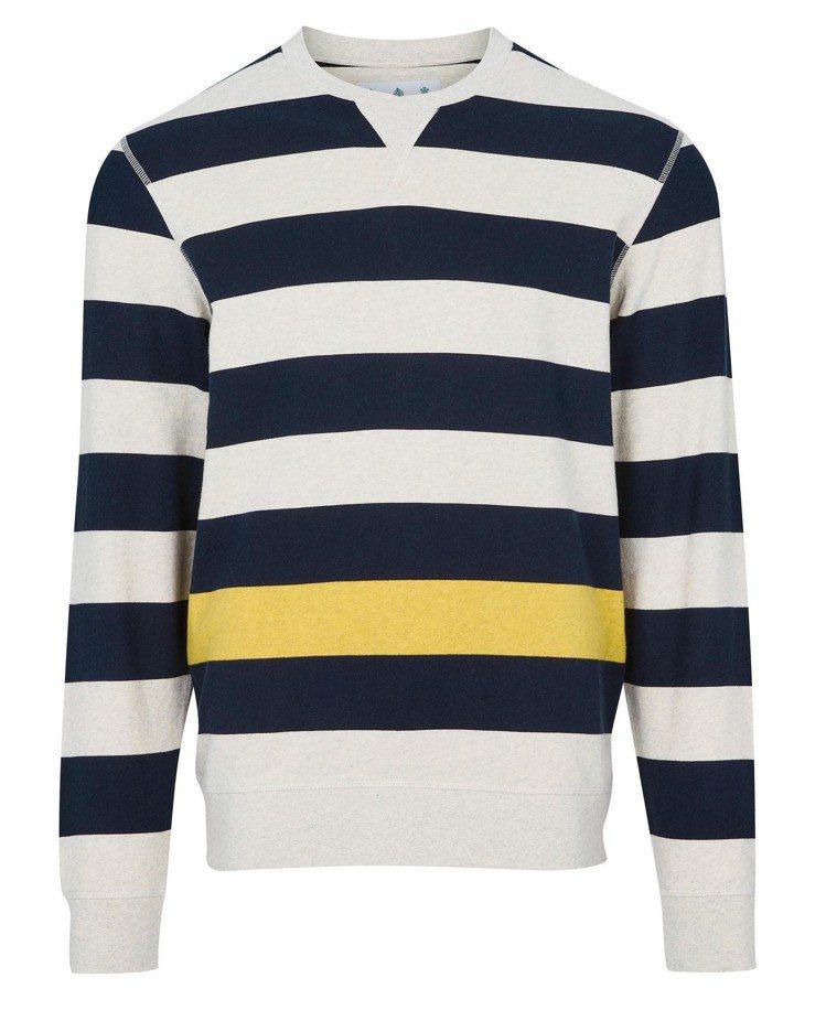 Barbour White Label系列針織衫6,600元。圖/Barbour...