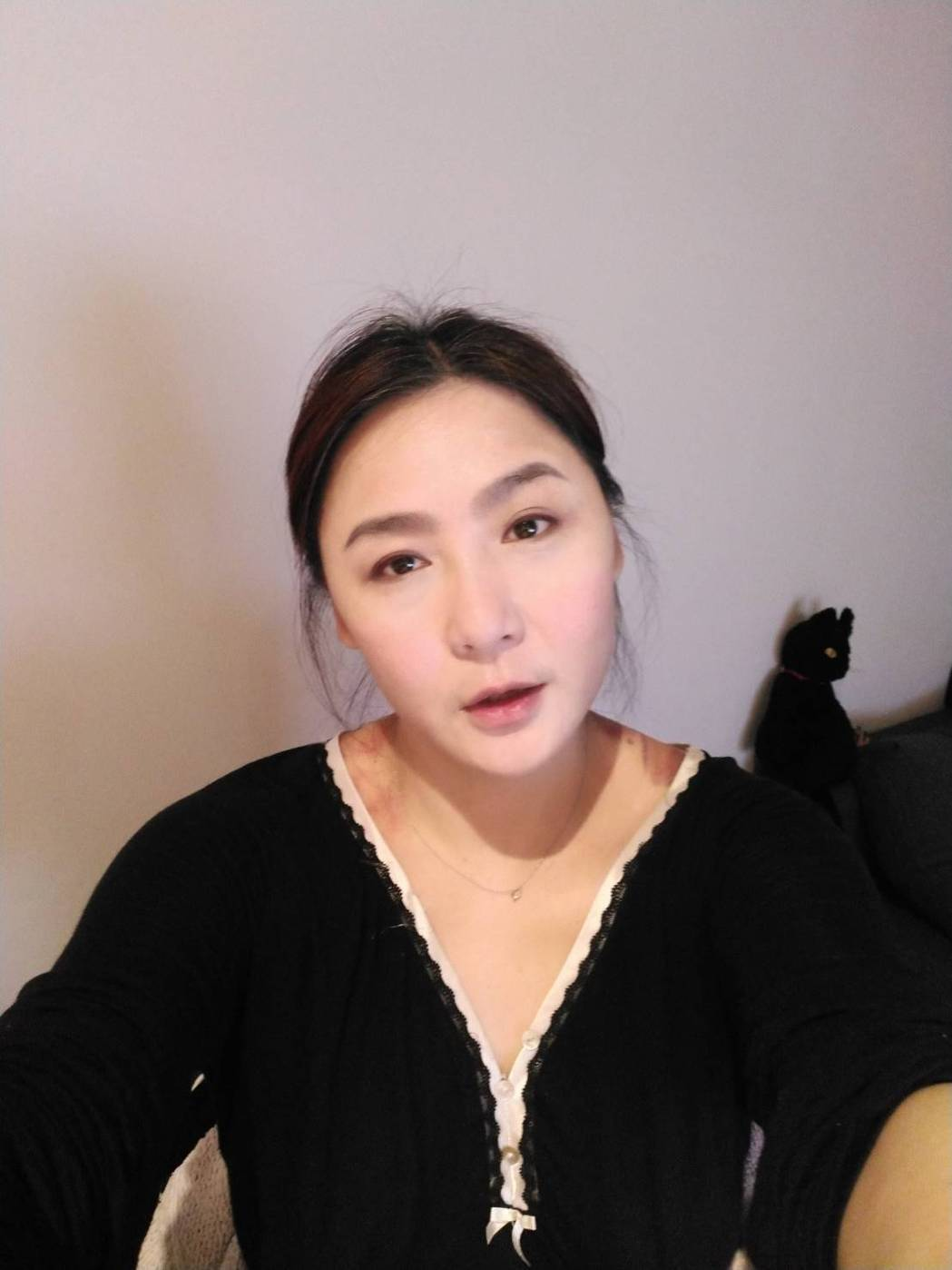 林鳳英嫁比利時富商老公當貴婦。圖/萬鴻提供