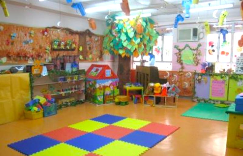 香港北角一所幼稚園暨幼兒中心爆發的上呼吸道感染個案。百度圖庫
