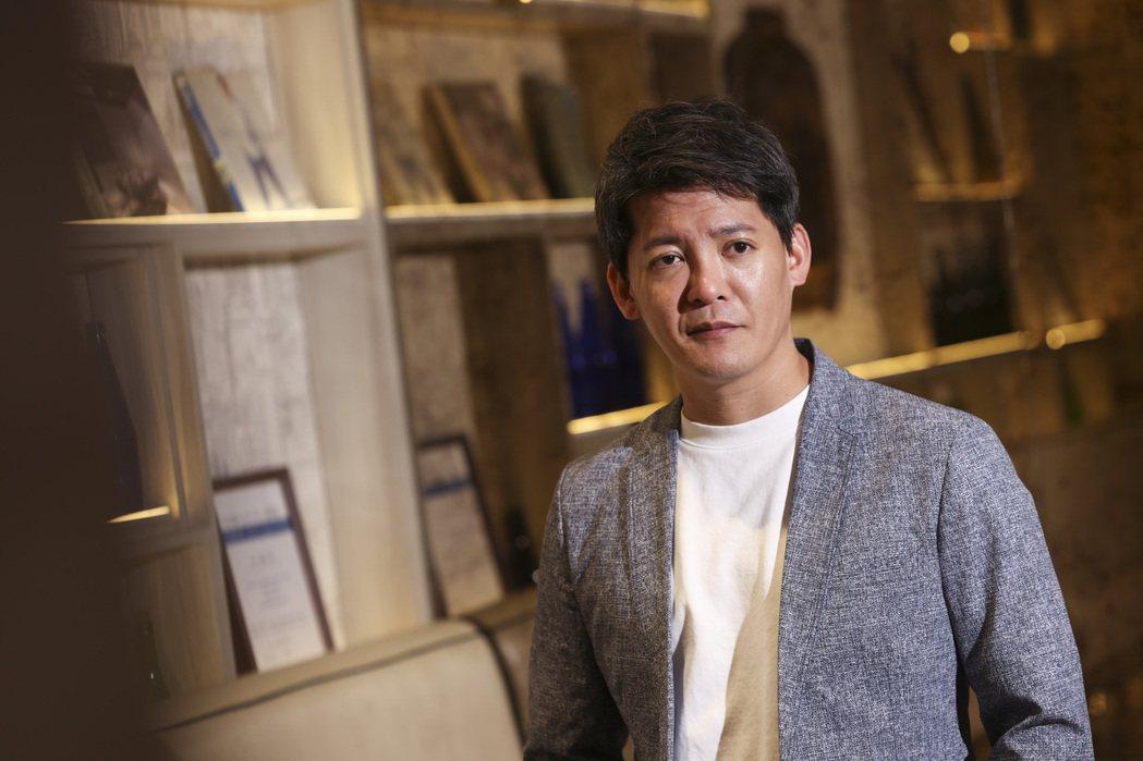 謝哲青對於理財投資有一套自己的見解。記者王聰賢/攝影