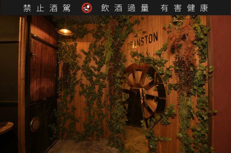 汀士頓全新視覺概念合作店,由以汀士頓獨有風格規劃布置。 圖/英商帝仕德提供。 提...