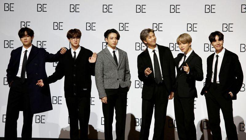麥當勞將推出韓國人氣天團BTS防彈少年團聯名套餐。 圖/取自reuters