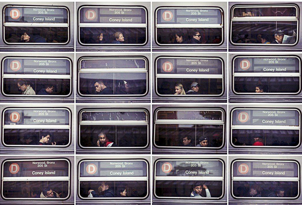 一趟一個人的長途旅行會是什麼樣的光景?坐在一列由洛杉磯駛往紐約的火車上,來自菲律...