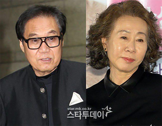 尹汝貞與趙英男曾有一段婚姻。圖/擷自mk.co.kr