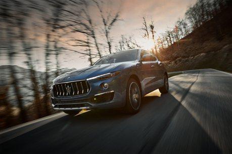 2021上海車展/瑪莎拉蒂終於有油電休旅了 全新Maserati Levante Hybrid磅礡亮相!