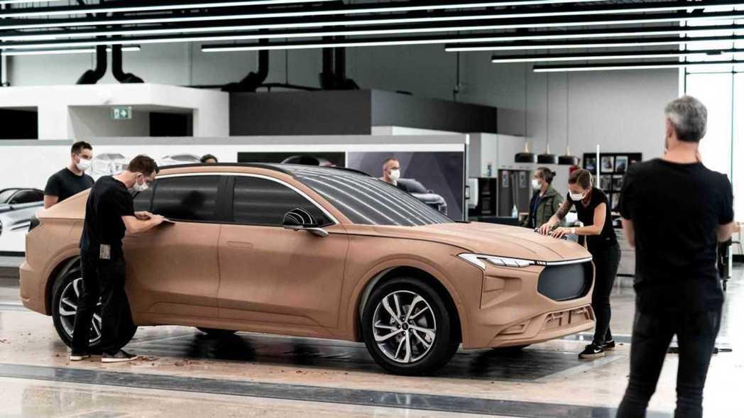 EVOS則是由福特中國產品中心主導開發的獨立產品。 圖/Ford提供