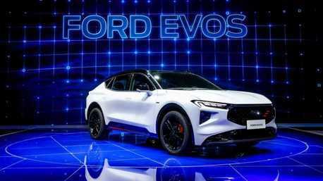 2021上海車展/福特的中國2.0戰略!Ford EVOS全新跨界跑旅震撼登陸