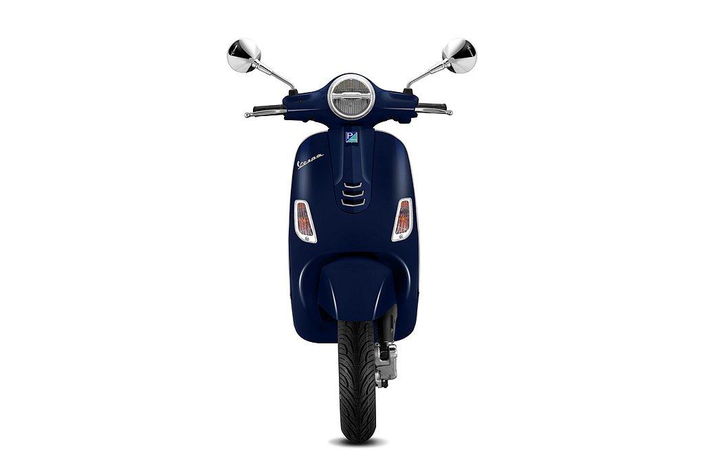 Vespa LX 125 i-get FL星空藍復刻上市,同步推出「Define...