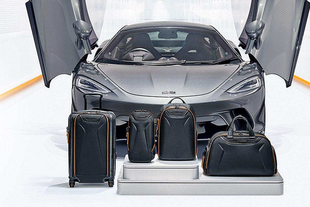 TUMI宣布與奢華超跑品牌麥拉倫(McLaren)及F1車隊攜手合作,將其先進的...