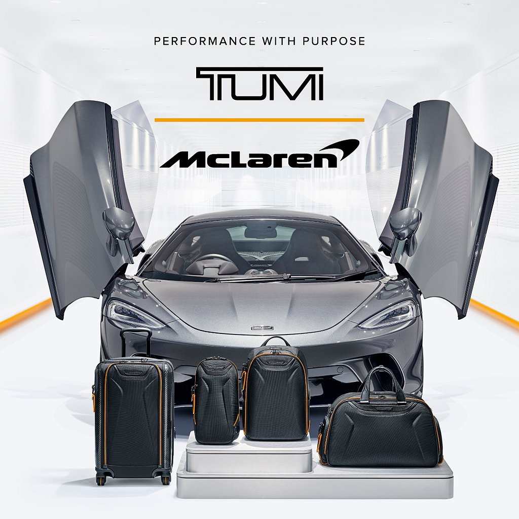 TUMI致力於打造世界級商務及旅行生活配件,將獨特創新的設計理念與無與倫比的功能...