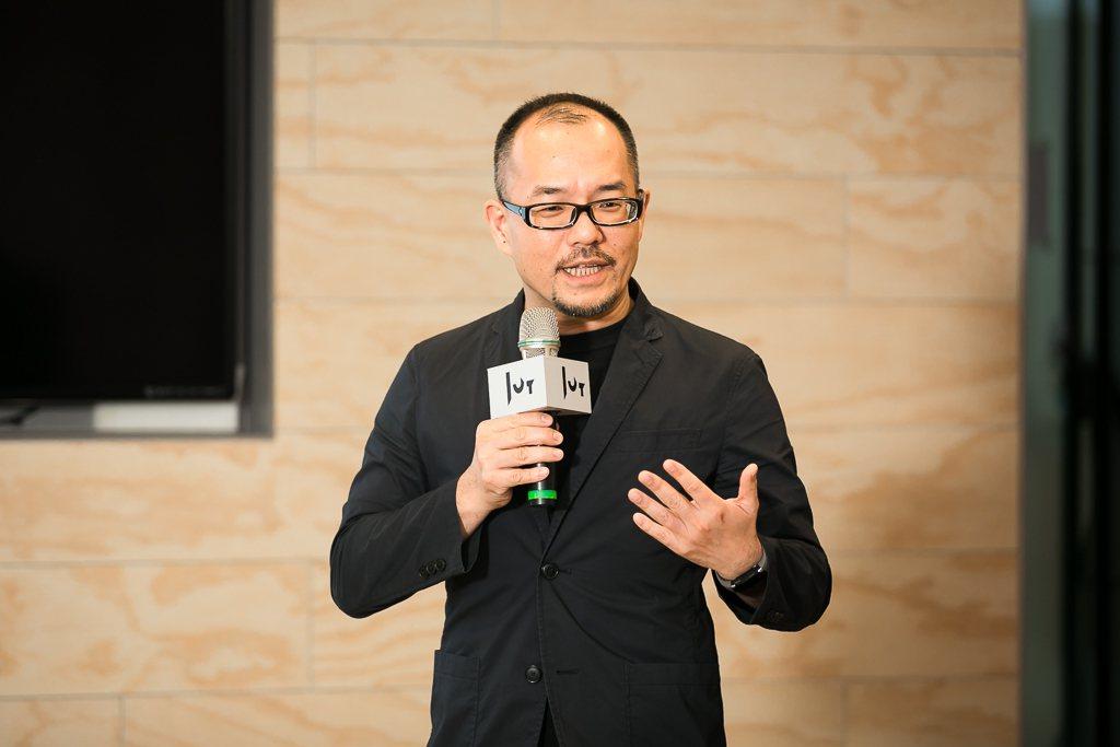 圖說:忠泰基金會執行長李彥良表示,忠泰美術館將持續將具備國際視野與在地特質的知識...