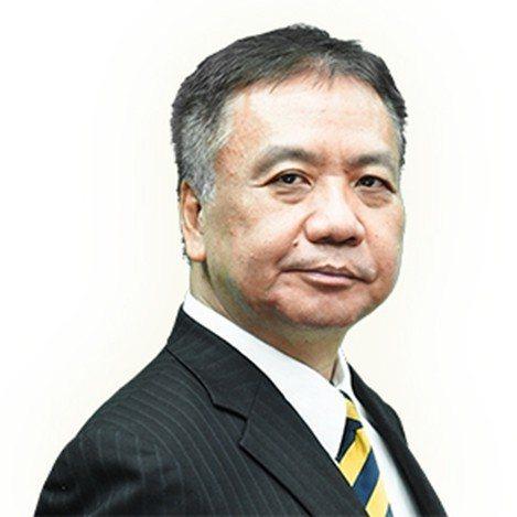 分析師江慶財。