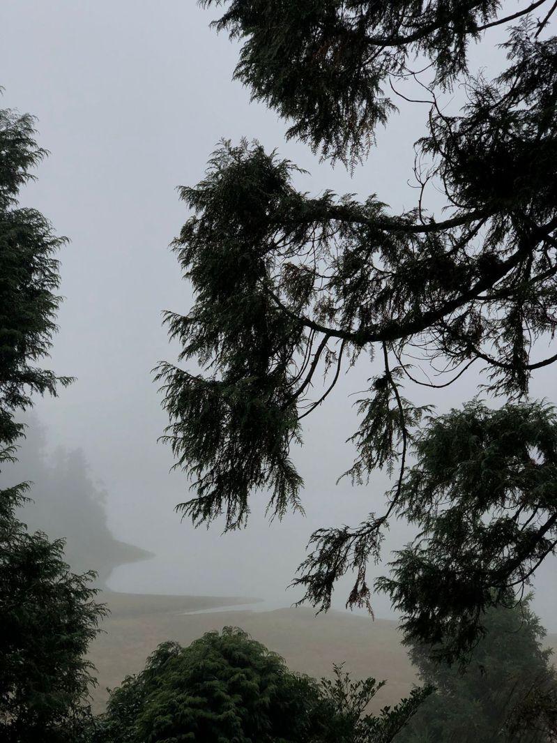 翠峰湖。圖/Jess