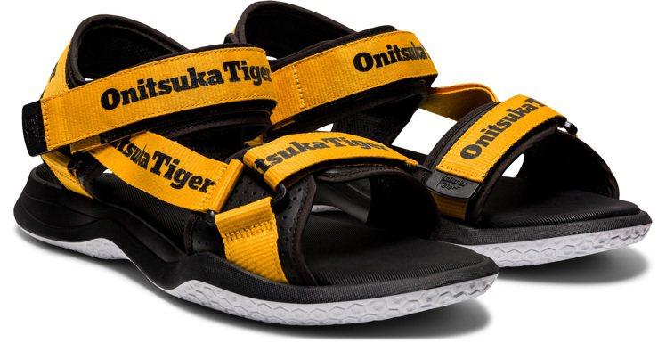 Onitsuka Tiger OHBORI STRAP涼鞋3,280元。圖/On...