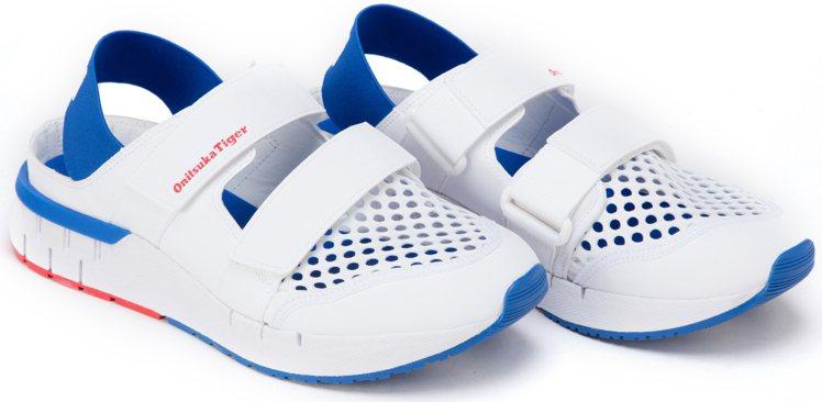 Onitsuka Tiger REBILAC SANDAL涼鞋4,280元。圖/...