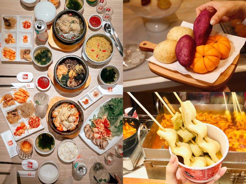 不能出國的時候,民眾更愛透過異國料理美食,懷念出國的滋味。圖/業者提供