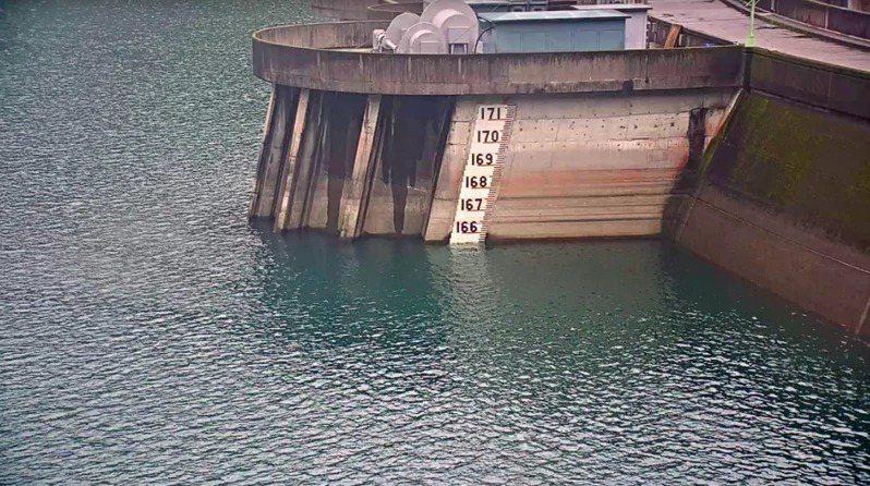 翡翠水庫。圖/台北翡翠水庫管理處提供