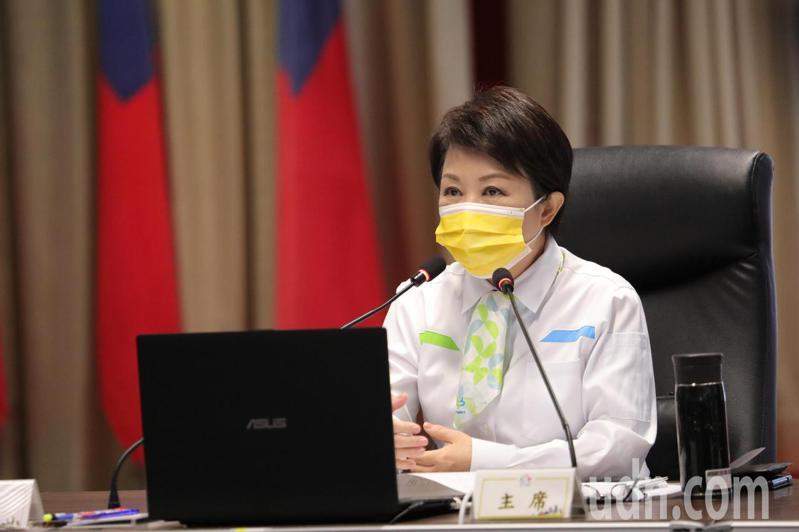 市長盧秀燕今天表示,她上任後力拚任內完工或興建中的好宅目標為5000戶,今年度興辦戶數將可達5108戶。報系資料照/記者喻文玟攝影
