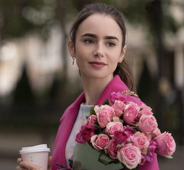 「艾蜜莉在巴黎」也獲數項MTV影視大獎提名。圖/摘自imdb