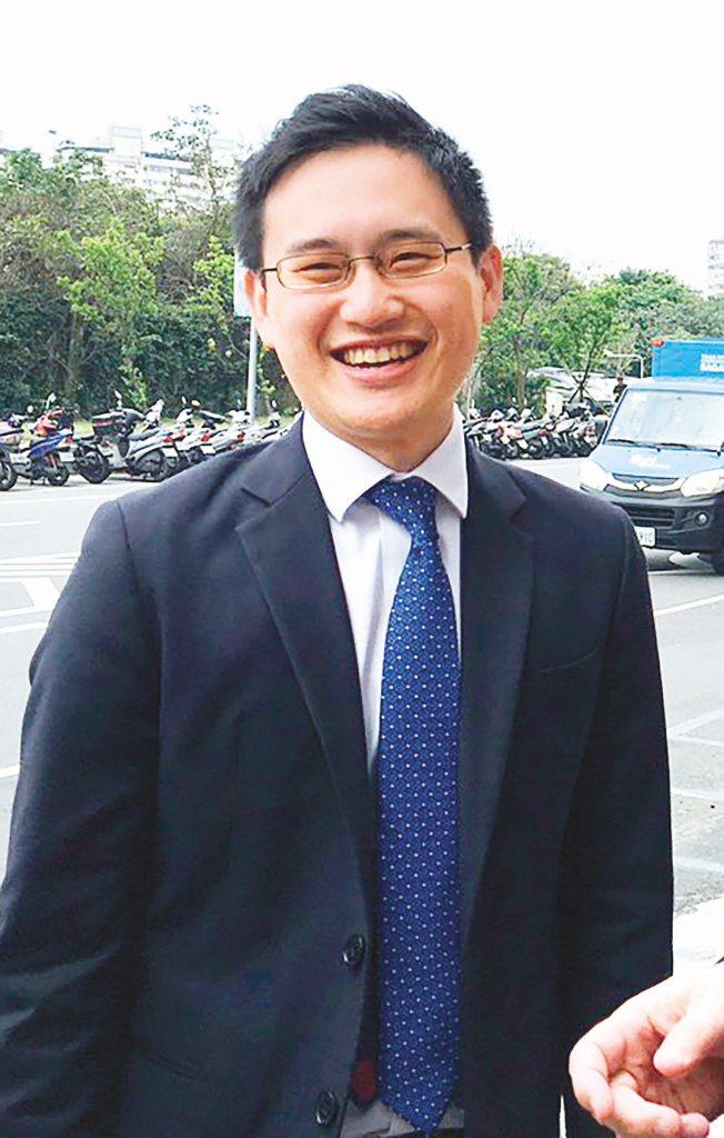 「 口譯哥」趙怡翔傳出將請辭,回台灣投入明年議員選舉。圖/本報資料照片