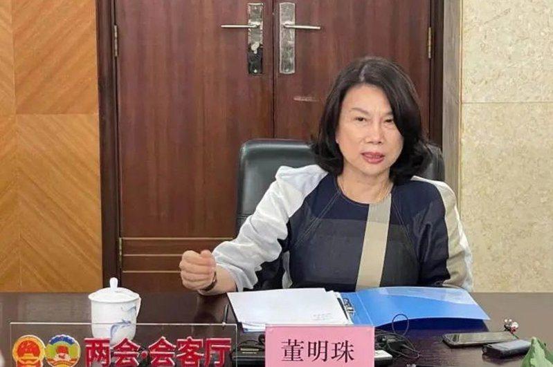 格力電器董事長董明珠。(21世紀經濟報導)