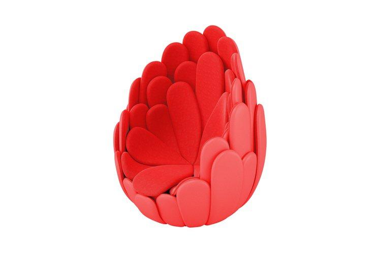 Campana Brothers設計的Bulbo椅是「明星指定款」注目單品,34...