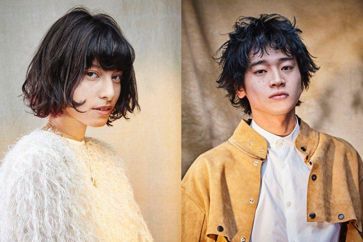 2021染髮新趨勢走「自然光」。圖/資生堂專業美髮提供