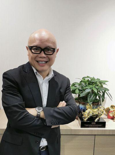 元大期貨(香港)總經理任俊行。元大期貨(香港)/提供。