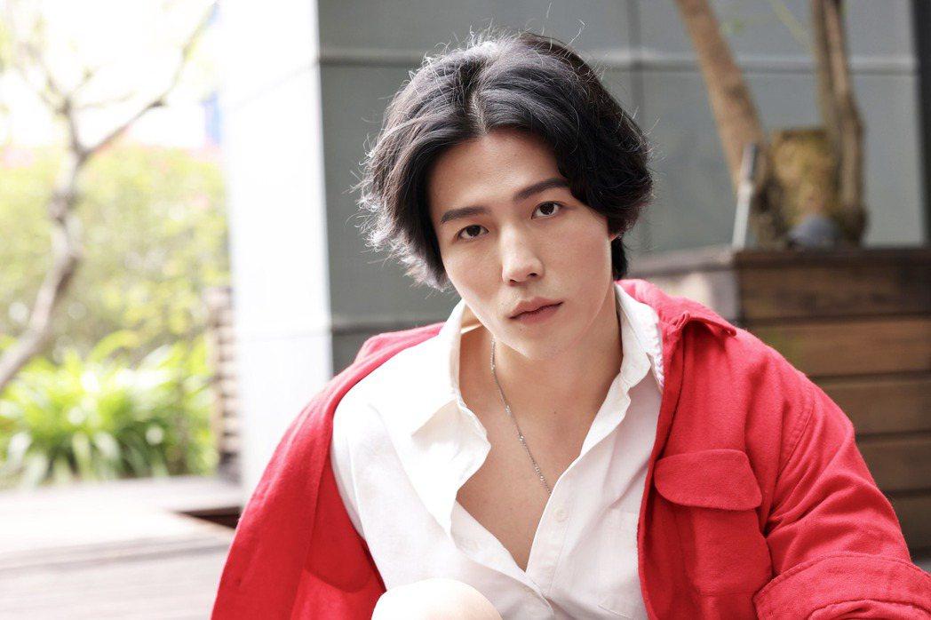 林瑞陽兒子林禹遺傳了父親和母親曾哲貞的優點。記者 李政龍/攝影