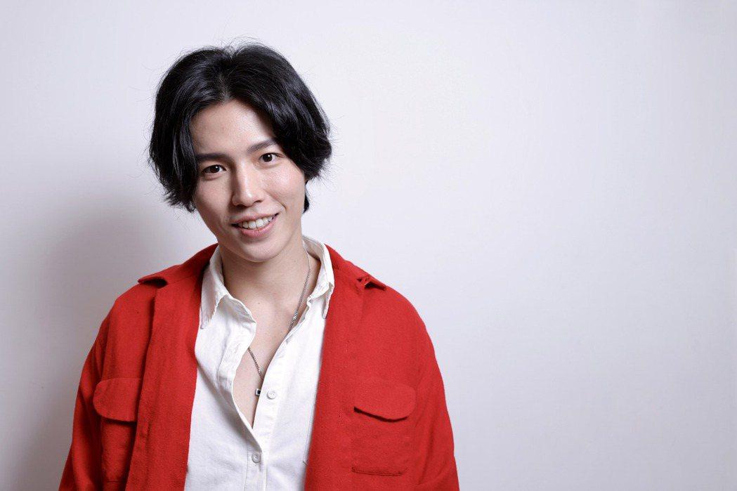 林瑞陽兒子林禹遺傳了父親和母親曾哲貞的優點。記者李政龍/攝影