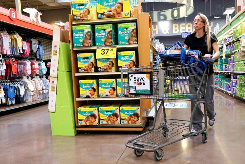美國民生用品巨擘寶鹼擬9月漲價。(美聯社)
