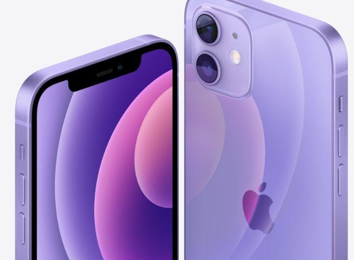 蘋果今天凌晨的新品發表會上,打頭陣的竟是iPhone 12 的新紫色,引來網友於PTT上熱議。擷自Apple官網
