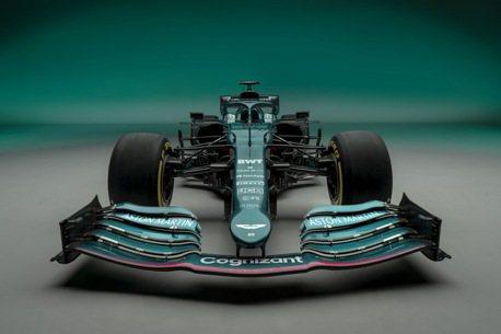 車要跑得快 數據也要全面又快 Aston Martin攜手NetApp成為合作夥伴
