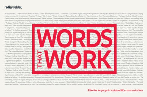 現行永續報告中充斥著各類毫無意義的空話字詞。 圖/Sustainable Bra...