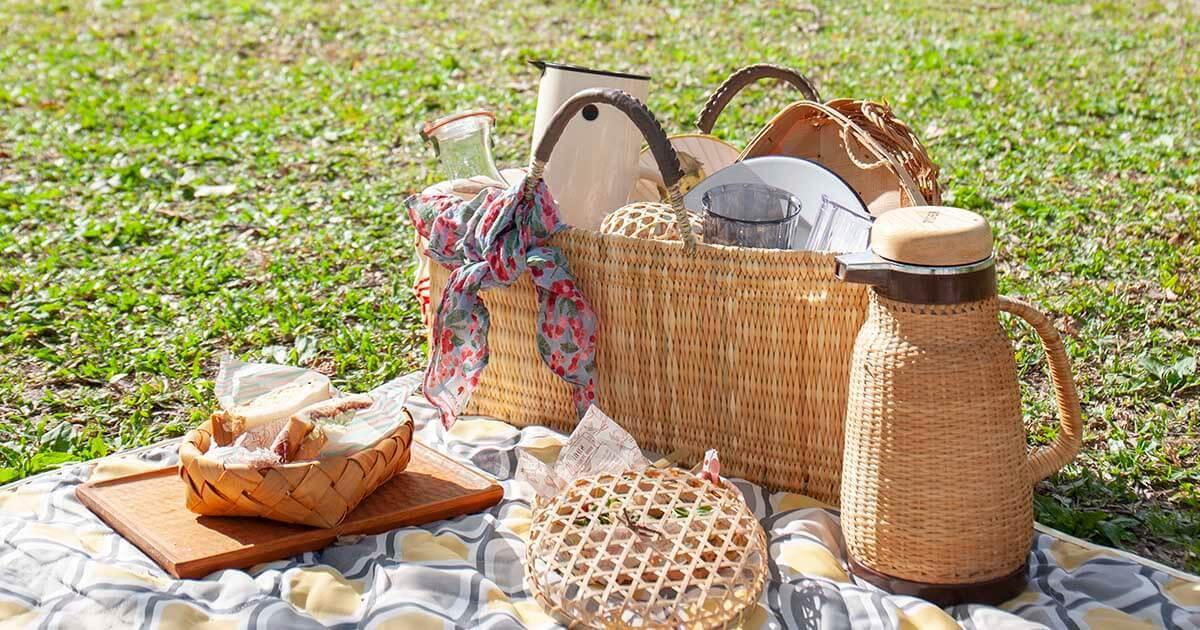 野餐可以很隨意,帶幾個填充肚子的輕食,遠近不拘,重要的是與同伴在一起的時光,遠勝...