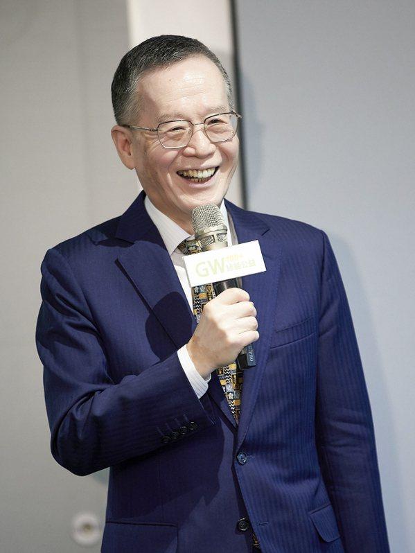 台灣永續能源研究基金會董事長簡又新 圖/陽光伏特家提供