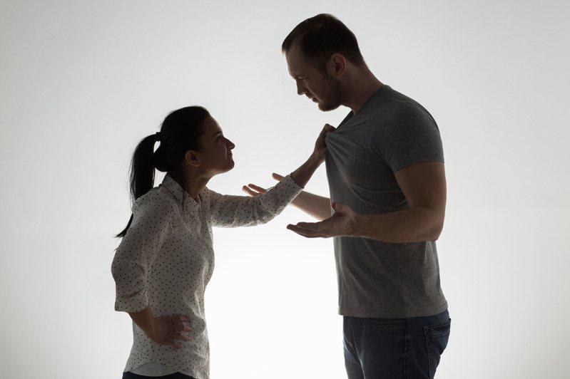 網友婚後因與老公全無性生活,很想離婚。示意圖/ingimage