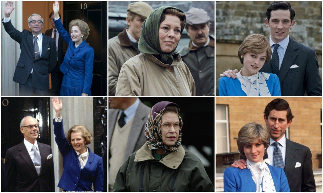 2020年推出的第四季注重描繪80年代的英國政治文化事件、以及當時皇室內外改變,...