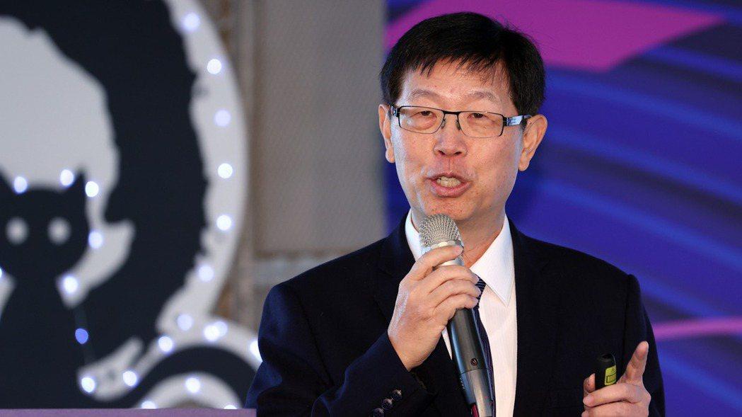 鴻海董事長劉揚偉。本報資料照片