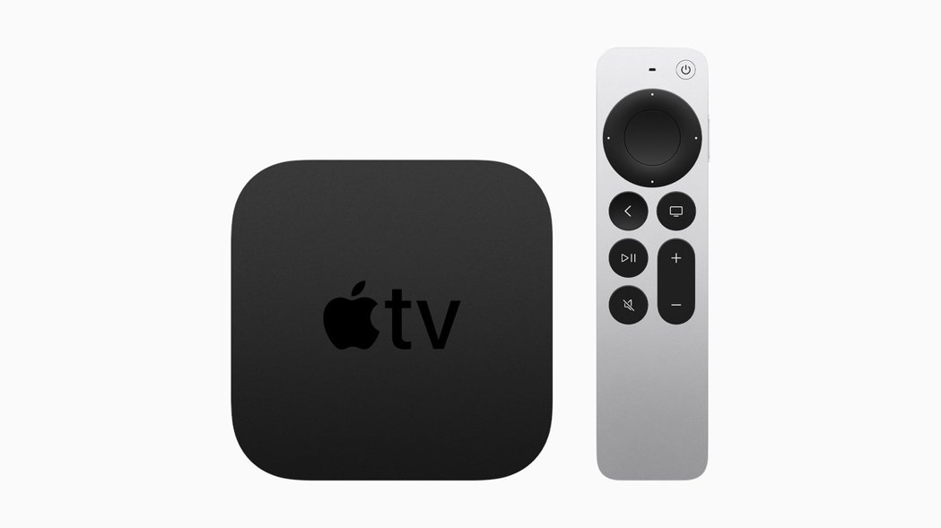 新款Apple TV機上盒(歐新社)