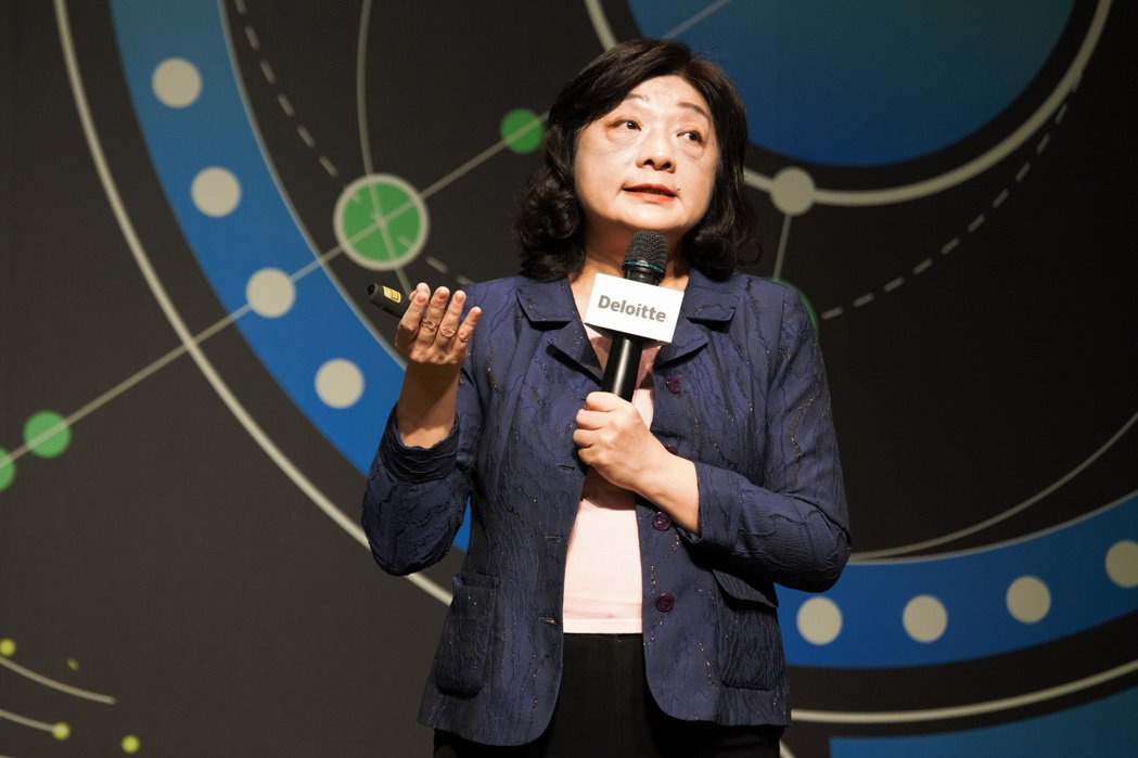 政治大學金融科技研究中心主任王儷玲。勤業眾信/提供
