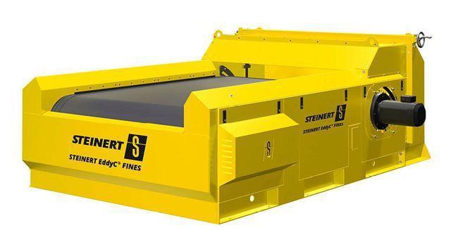 紘儀公司引進德國STEINERT高品級渦電流分選機,為有色金屬分選的好幫手。 紘...
